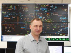 Фото на доску почета Кулабухов А.А. 2019 на рабочем месте